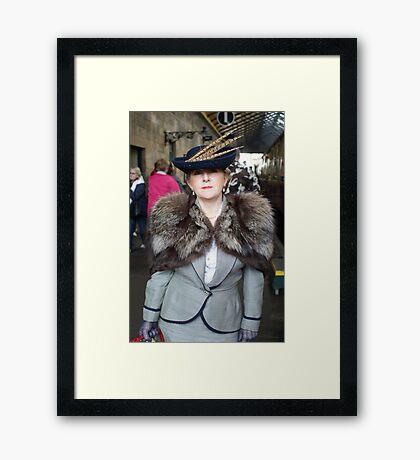 The Pickering War Weekend 2011 53 Framed Print