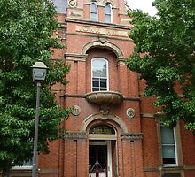 Former Town Hall, Goulburn (1887) by DashTravels