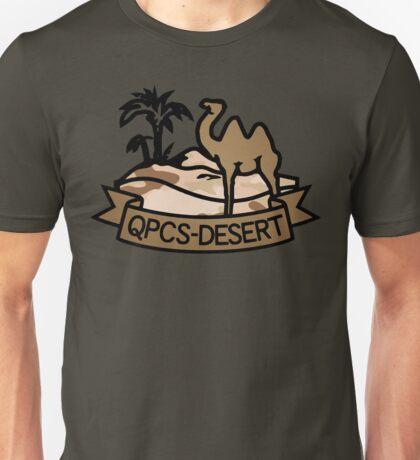 QPCS Desert Unisex T-Shirt