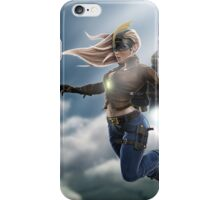 Flight of the Raven iPhone Case/Skin