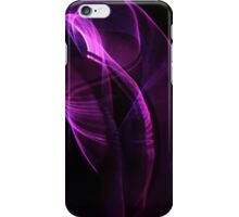 Iphone Case: Purple Abstract iPhone Case/Skin