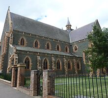 Sts Peter & Pauls' Old Cathedral, Goulburn by DashTravels