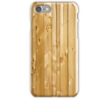 The Beauty Of Wood iPhone Case/Skin