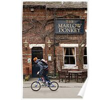 The Marlow Donkey Poster