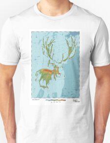 Cervidae - Land of the Deer T-Shirt
