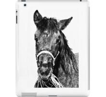 Horse head iPad Case/Skin