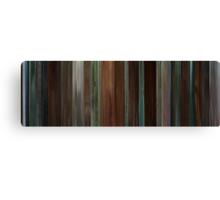 Moviebarcode: Garden State (2004) Canvas Print