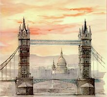 Tower Bridge by JamesBryan