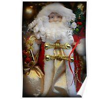 Ho Ho Ho, Merry Christmas Poster