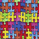 Autism Cure Puzzle by purplesensation