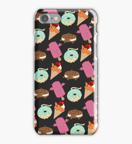 Eat your sweets!  iPhone Case/Skin
