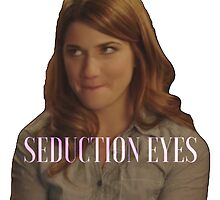 Seduction Eyes by PurpleSwazzle