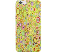 Colorful Retro Desgin iPhone Case/Skin