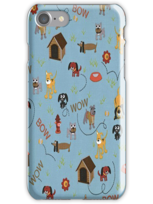 Dog House Bow Wow by purplesensation