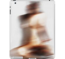 abstract body iPad Case/Skin