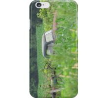 Truck in Corn Field iPhone Case/Skin