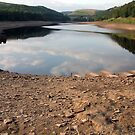 Low Water at Derwent by Paul  Green