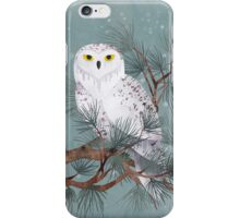 Snowy iPhone Case/Skin