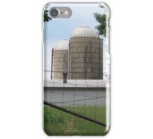 Silos iPhone Case/Skin