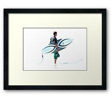 Chillin Framed Print