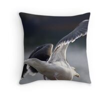 Launch Time! Throw Pillow