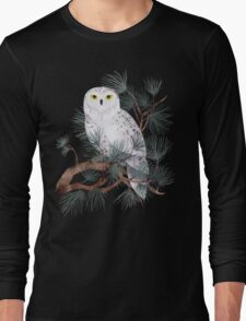Snowy Long Sleeve T-Shirt