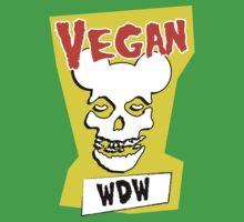 Veganism isn't a Horror Business Kids Tee