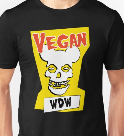 Veganism isn't a Horror Business Unisex T-Shirt