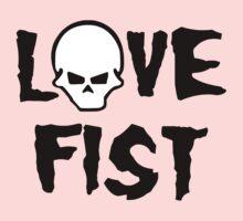 Love Fist Kids Clothes