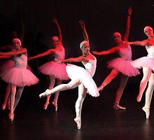 Dance #6 by Peter Voerman