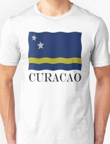Curacao flag Unisex T-Shirt