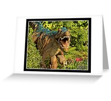 Chester Zoo - 2011 Greeting Card