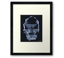 Blue Friday Framed Print