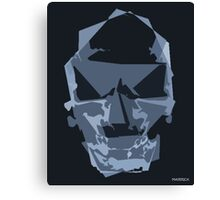 Blue Friday Canvas Print