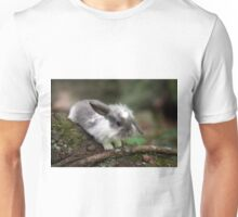 Cute lop ear baby bunny Unisex T-Shirt