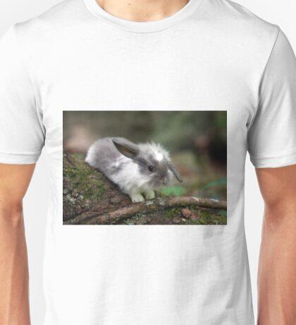Cute lop ear baby bunny Unisex T-Shirt