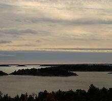 Stockholm archipelago by kostolany244