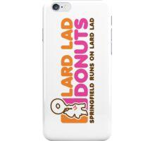 Lard Lad Donuts iPhone Case/Skin