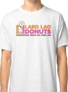 Lard Lad Donuts Classic T-Shirt