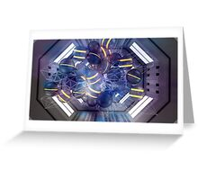 Eric of Gen - Abstract CG Greeting Card