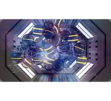 Eric of Gen - Abstract CG Photographic Print