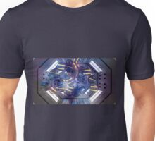 Eric of Gen - Abstract CG Unisex T-Shirt