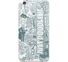 Just Doodle It iPhone Case/Skin