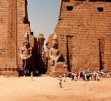Luxor Temple by machka