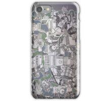 globe art iPhone Case/Skin