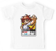 Makoto - Street Fighter Kids Tee