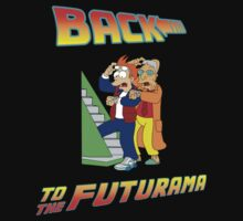 Back to the Futurama! by pARTick