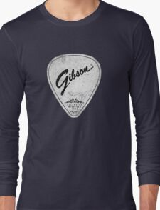 Legendary Guitar Pick Mashup Version 01 Long Sleeve T-Shirt