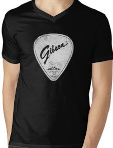 Legendary Guitar Pick Mashup Version 01 Mens V-Neck T-Shirt