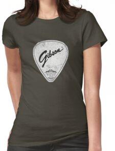 Legendary Guitar Pick Mashup Version 01 Womens Fitted T-Shirt
